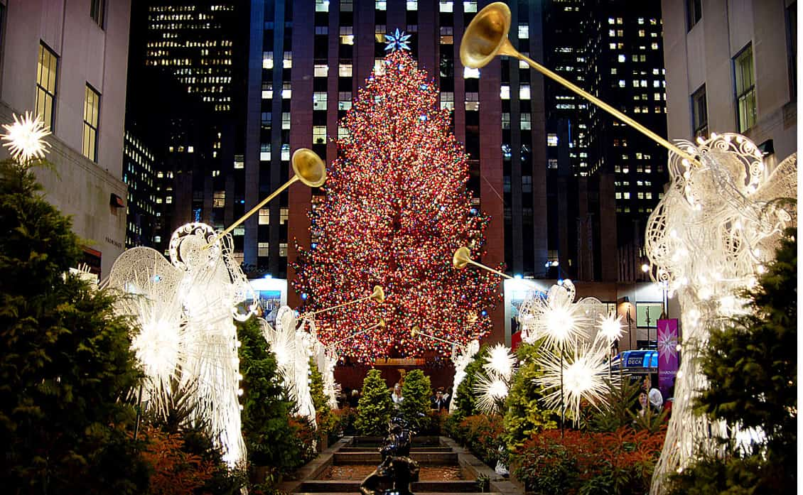 Christmas Lights Tour | New York City Sightseeing